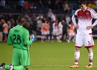 DC United's Star Muslim Goalie Balances Faith with Soccer