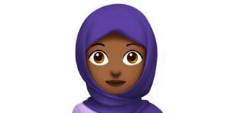 Hijab-wearing woman among Apple's new emojis