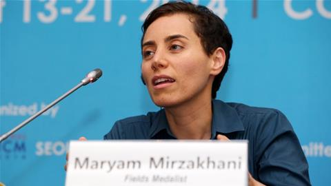 Iran-born Maryam Mirzakhani remembered as 'Math genius'