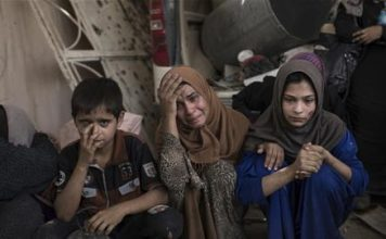 Mosul residents 'lost everything' in ISIL battle