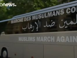 Muslim leaders arrive in Berlin on European tour against terrorism