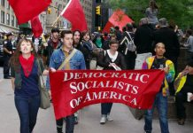 Democratic Socialists of America passed BDS motion at convention