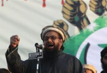 Pakistani 'terrorist' charity launches political party
