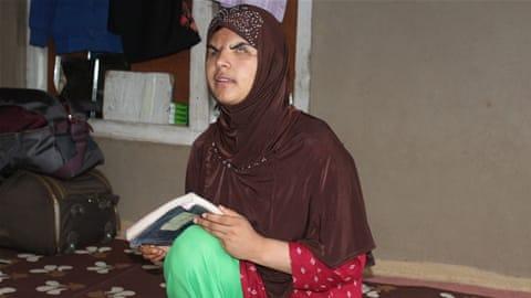 Kashmir victim: Life since India's pellets blinded me