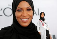 First hijab-wearing Barbie based on Ibtihaj Muhammad