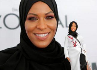 First hijab-wearing Barbie based on Ibtihaj Muhammad