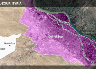 IS Bomb Kills More Than 20 Displaced People in Syria