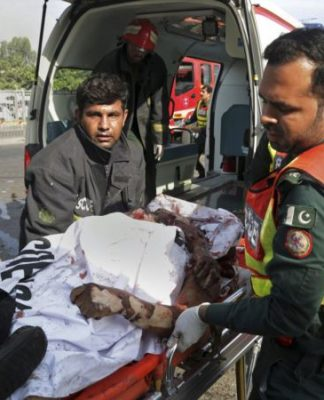 Report: Noticeable Decline in Pakistan's Terror Fatalities in 2016
