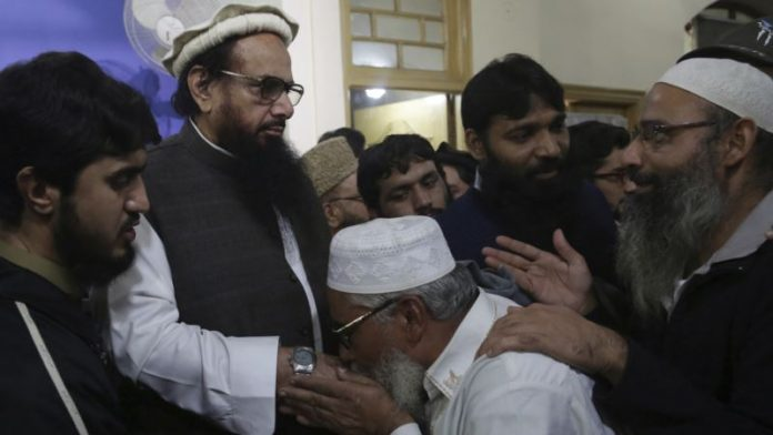US Asks Pakistan to Arrest Freed Cleric, Charge Him with Terrorism