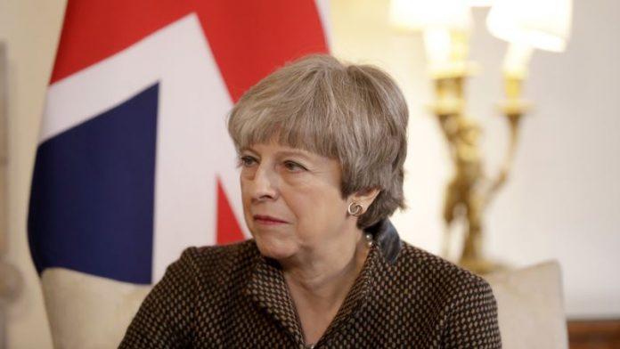 Britain's May: Trump Wrong to Retweet Anti-Muslim Videos