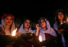 Half of Yazidis kidnapped by IS still missing
