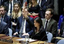 Jerusalem: Haley sends threatening letter to UN members