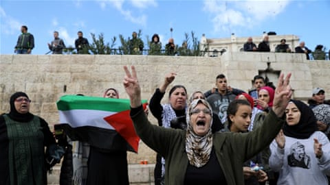 Jerusalem will never be the capital of a settler colony
