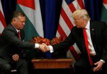 Jordan 'humiliated' by Trump's decision on Jerusalem