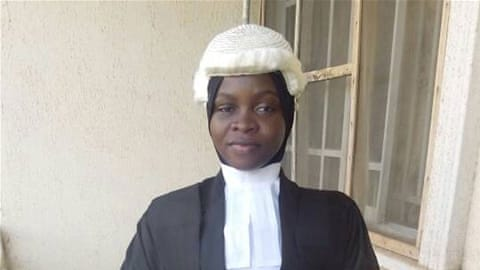 Nigerian law graduate denied call to bar over hijab