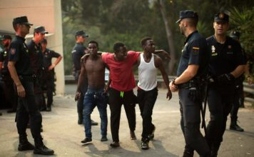 Spain Tries to Turn Back Growing Migrant Tide