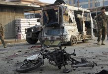 Suicide Bomber Kills Six Afghan Civilians