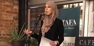 Death threat for first Muslim US mayor aspirant