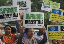 Missing Pakistani Activist Resurfaces After Yearlong Disappearance