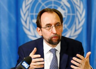 UN Rights Chief: Send Alleged Crimes Against Rohingya to ICC