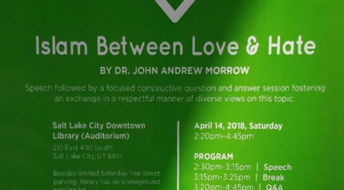 Islam Between Love and Hate by Dr. John Andrew Morrow