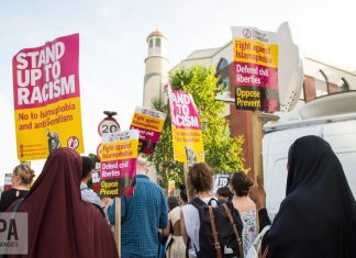 Islamophobia in Paris and London – how it differs and why