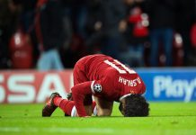 Liverpool FC's Mohamed Salah's goal celebrations: a guide to British Muslimness