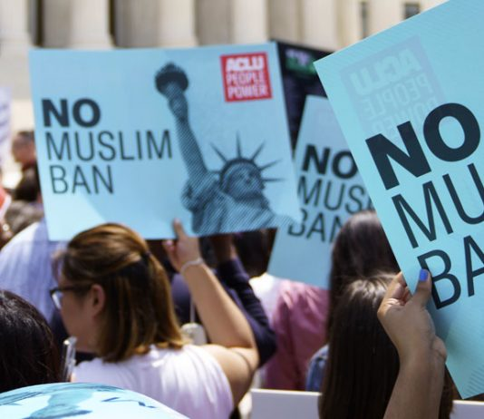 Trump travel ban targeting Muslims will not make America safer