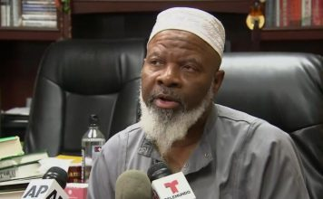 Imam says he helped lead police to his son on New Mexico compound