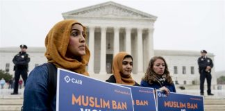 Two in five Americans say Islam is incompatible with US values