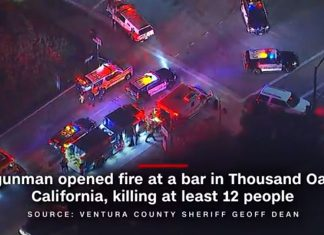 What we know about the gunman in the Thousand Oaks bar shooting