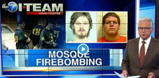 Illinois 'White Rabbits' admit firebombing Islamic mosque