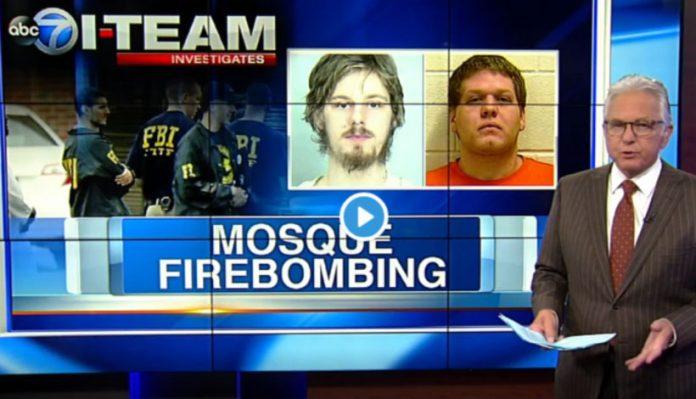 Illinois 'White Rabbits' admit firebombing Islamic mosque