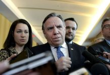 Muslim groups denounce Quebec Premier Legault's statements on Islamophobia