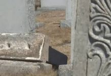 Muslim Charity Gives $5K To Repair Vandalized Jewish Cemetery