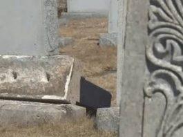 Muslim Charity Gives $5K To Repair Vandalized Jewish Cemetery