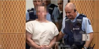 50 Murder Counts Filed on Mosque Attack Terrorist