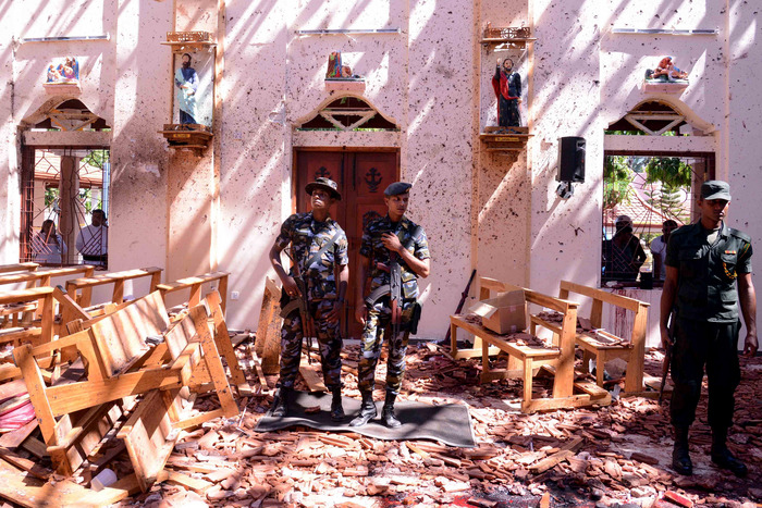 What We Know About the Easter Terrorist Attacks in Sri Lanka
