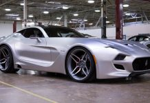 745-HP Force 1 V10 Debuts at 2016 North American International Auto Show as the New American Supercar