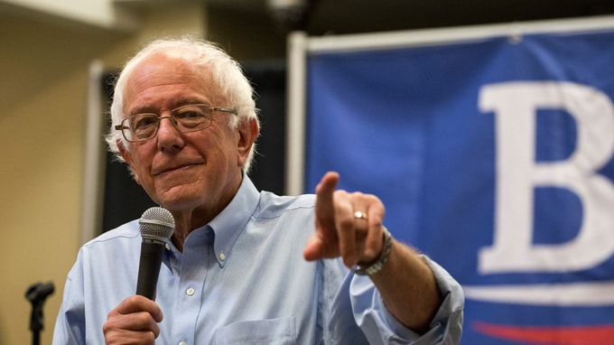 Why I will vote for Bernie Sanders