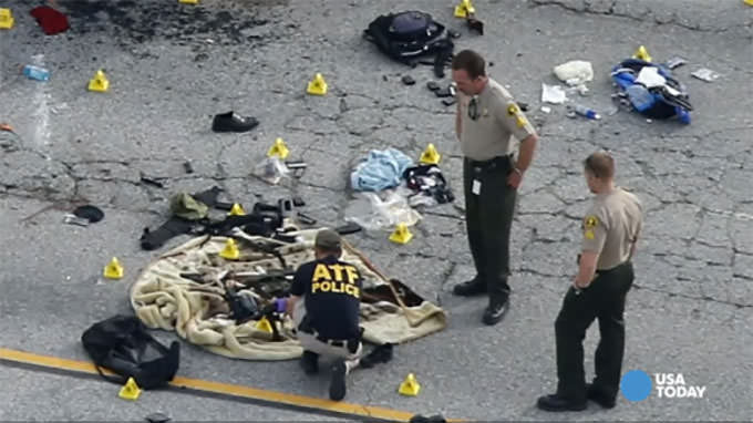 FBI: 18 minutes missing in San Bernardino shooting timeline
