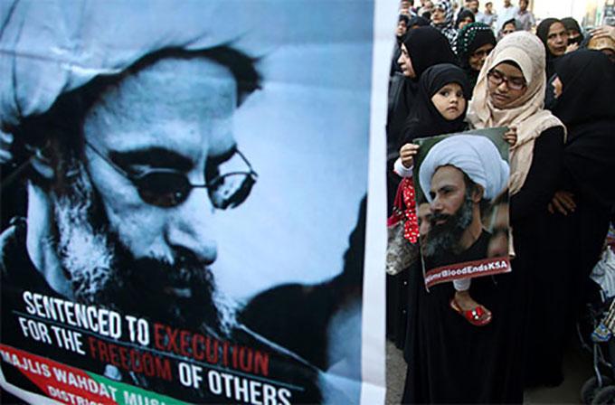 ICNA denounces the execution of Sheikh Nimr