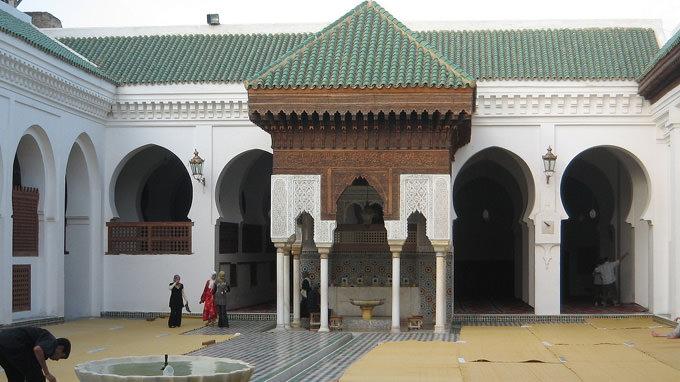 Two Muslim women, Fatima and Miriam al-Firhi, created the world's first university, Al-Qarawiyyin in Fez, Morocco, in 859 AD.