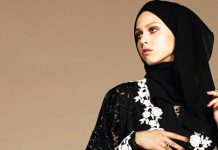 The Dolce & Gabbana Abaya Collection Debut