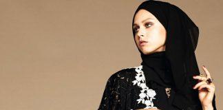 The Dolce & Gabbana Abaya Collection Debut