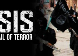 The Islamic State is scary, in case you need a reminder