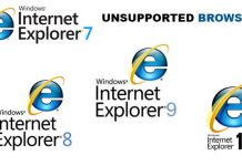 On January 12, 2016, the support clock ran out for Internet Explorer (IE) 8, 9 and 10.