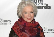 Famous Muslim Celebrities - Ellen Burstyn