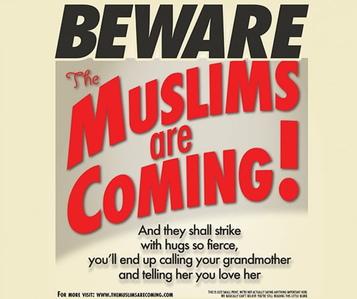 The Muslims Are Coming - Beware