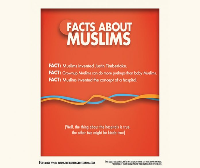 The Muslims Are Coming - Facts abuot Muslims - Funny